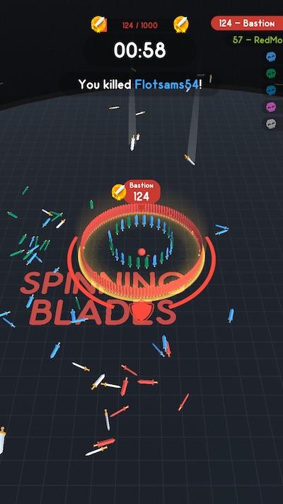 spinning blades voodoo cheats