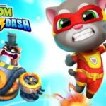 Superhero Runner Talking Tom Hero Dash Has Arrived on iOS and Android