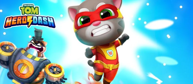 talking tom hero dash guide
