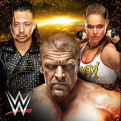 wwe universe best characters