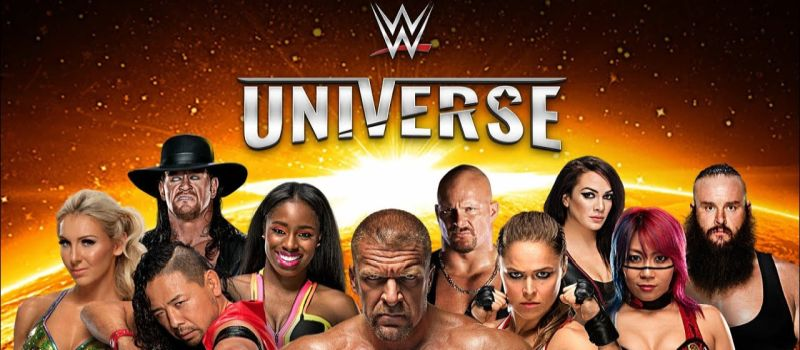 wwe universe tier list