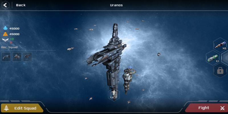 aeon wars galactic conquest pre-battle