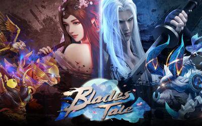 blades tale pre-registration
