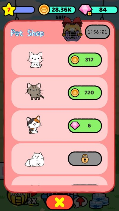 cat condo 2 pet shop