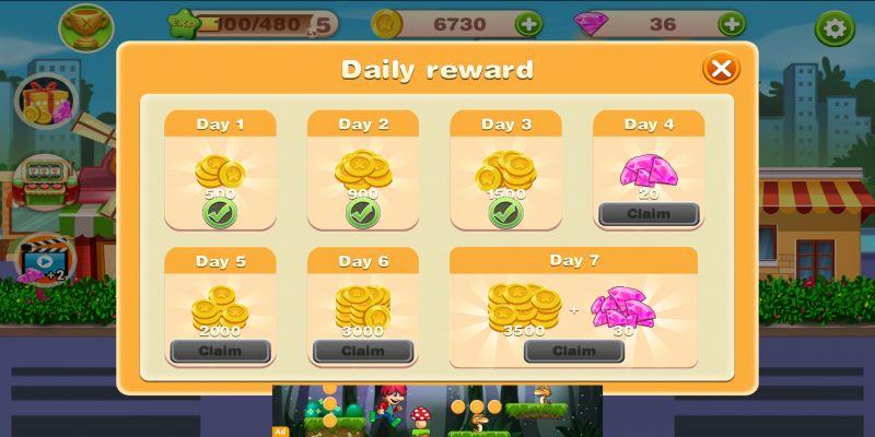 cooking talent restaurant fever daily reward