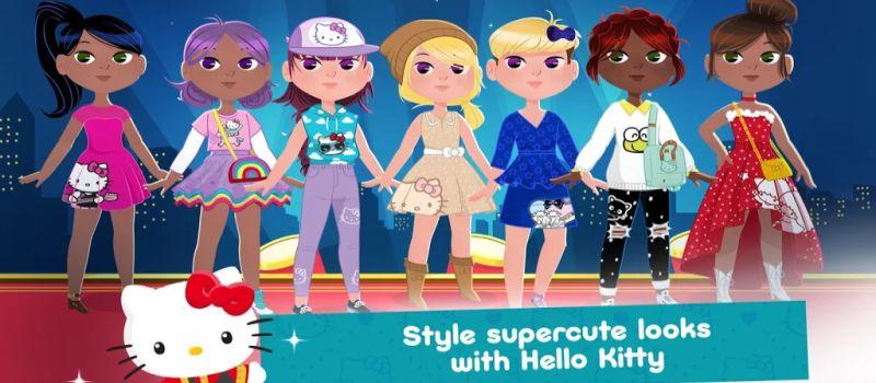 hello kitty fashion star guide