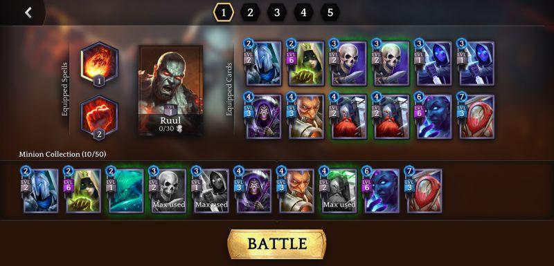 heroic magic duel balanced deck