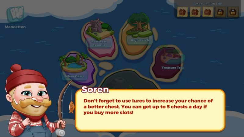 kitty keeper cat collector mystery islands