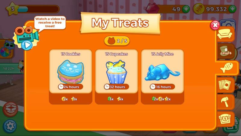 kitty keeper cat collector treats
