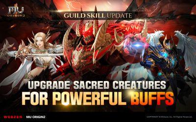 mu origin 2 guild skill update