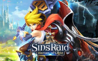 sins raid heroes of light