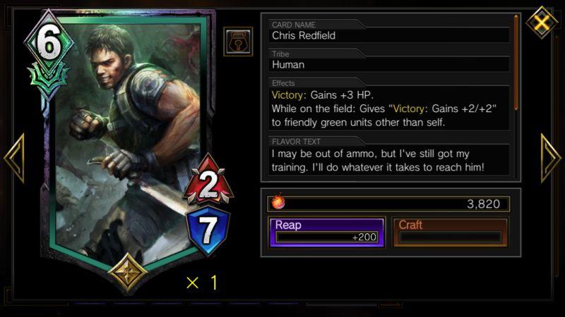 teppen secret card