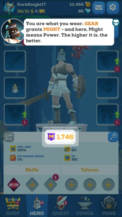 the mighty quest for epic loot best gear