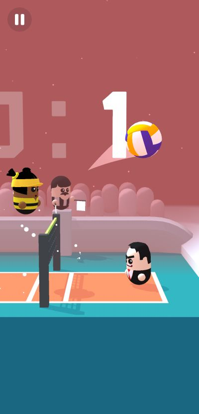 volley beans tips
