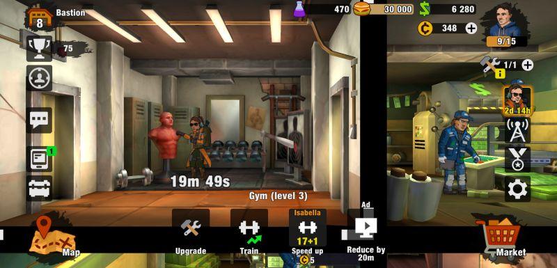 zero city zombie shelter survival rewards
