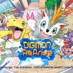 Digimon ReArise Now Available for Pre-Registration