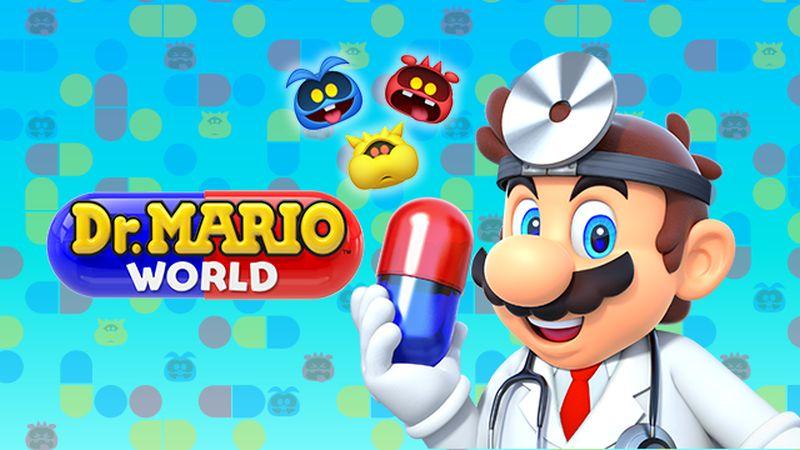dr mario world update