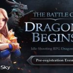 Upcoming Idle Shooting RPG 'DragonSky' Up for Pre-Registration