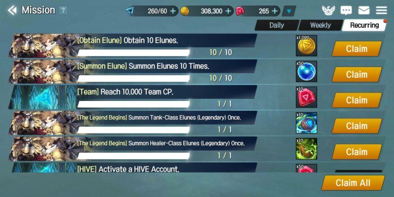 how to get free rubies in elune