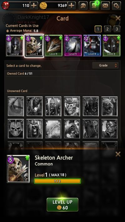 first summoner cards
