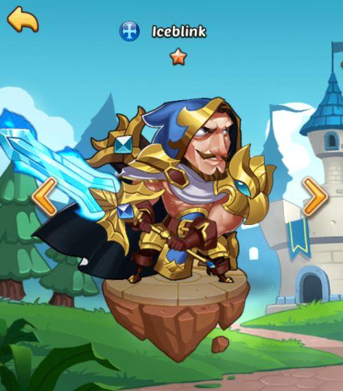iceblink idle heroes