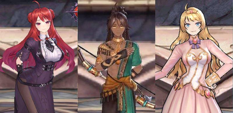 king's raid best pve damage dealer heroes
