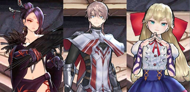 king's raid best pve sub-damage dealer heroes