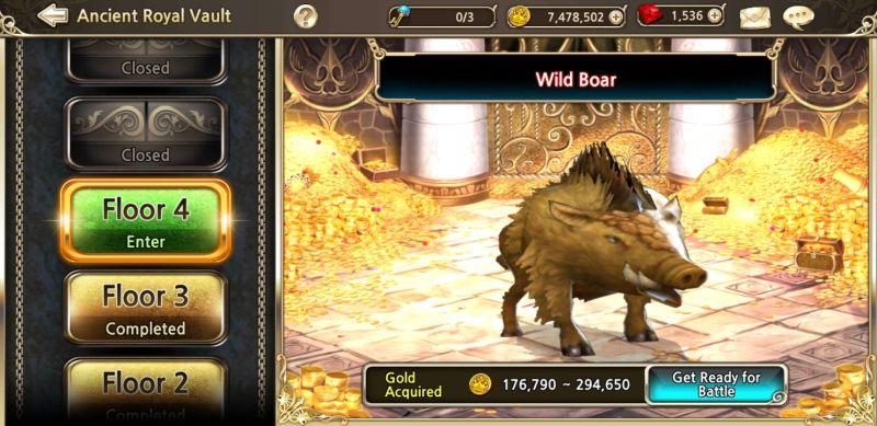 king's raid cheats
