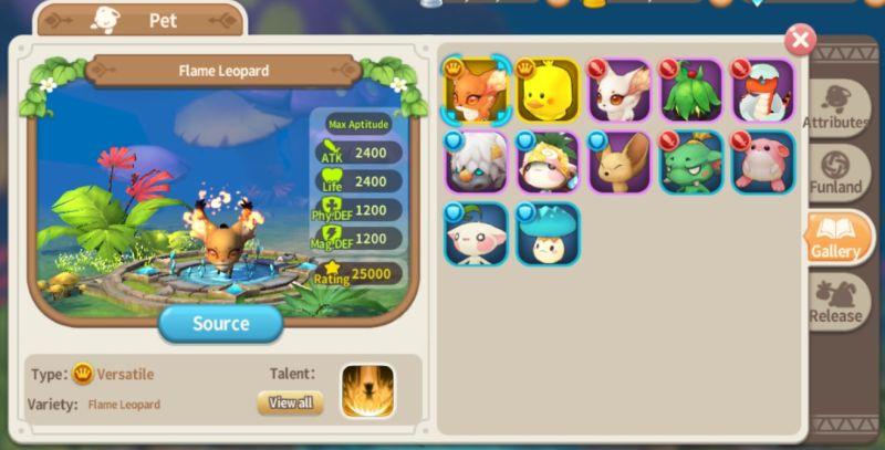 lumia saga pet system