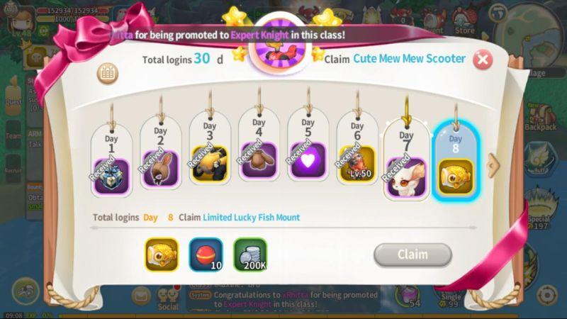 lumia saga rewards