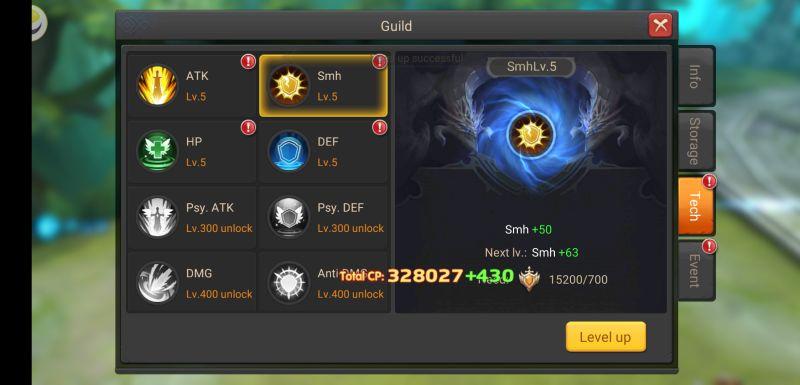 luna's fate guild