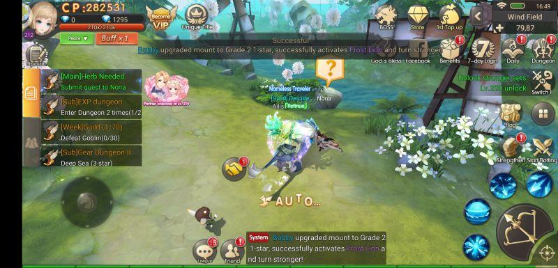 luna's fate main quests