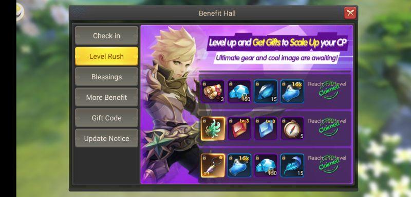 luna's fate rewards