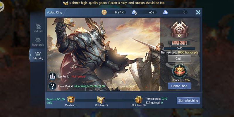 lunathorn arena battle