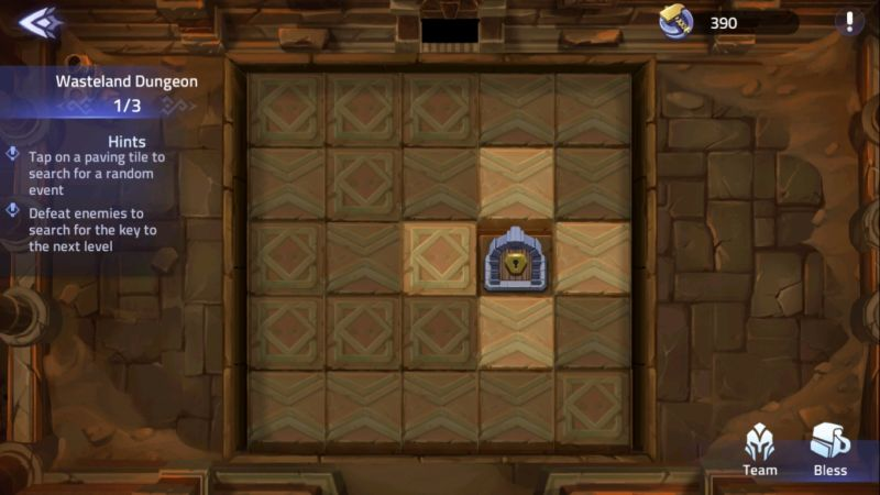 mobile legends adventure labyrinth