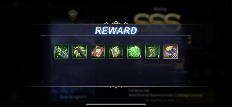 mobile legends adventure rewards