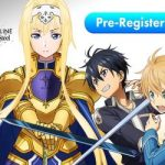 Bandai Namco's Upcoming Mobile RPG 'Sword Art Online: Alicization Rising Steel' Up for Pre-Registration