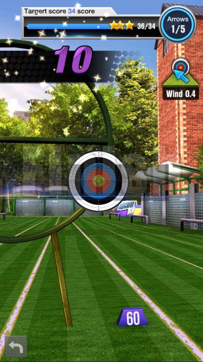 archery go scoring
