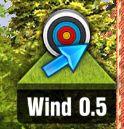 archery go wind