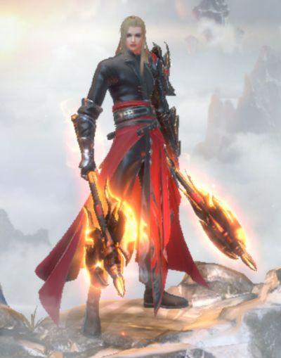 blademaster perfect world mobile