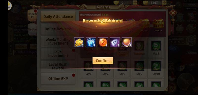 celestial fate rewards