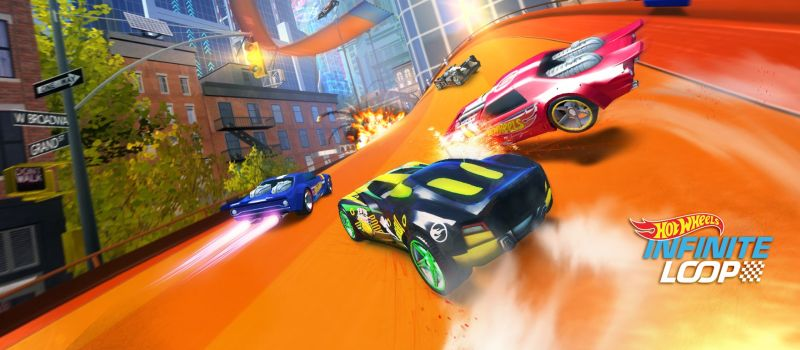 hot wheels infinite loop guide