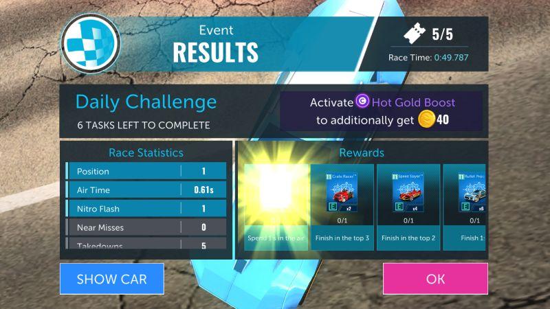 hot wheels infinite loop challenges
