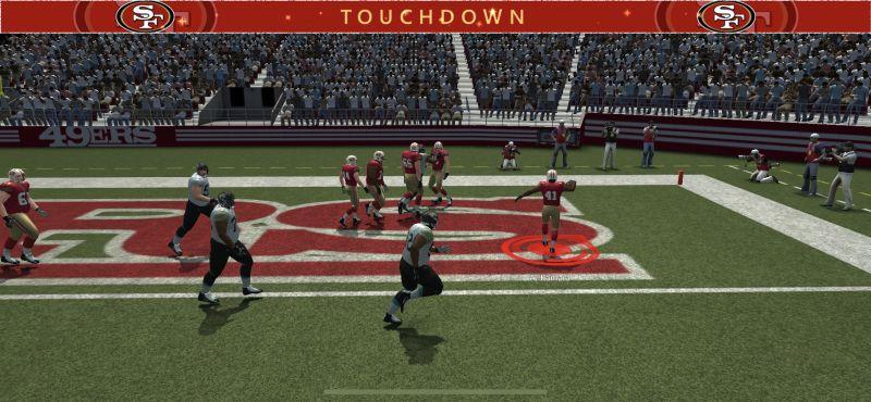 madden mobile 20 touchdown