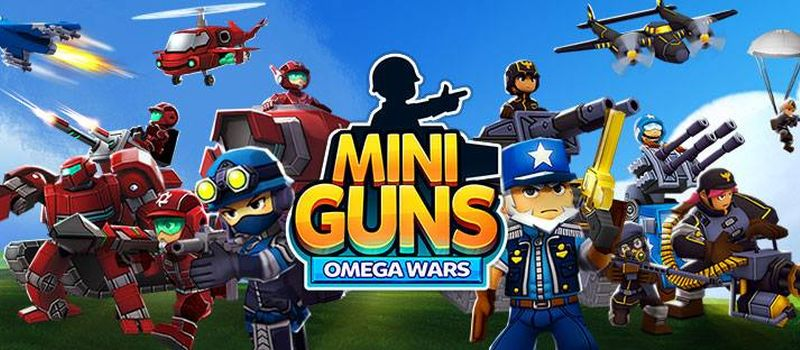 mini guns omega wars guide