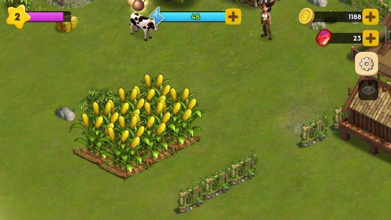 polynesia adventure harvesting the crops