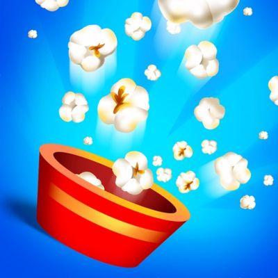 popcorn burst tips