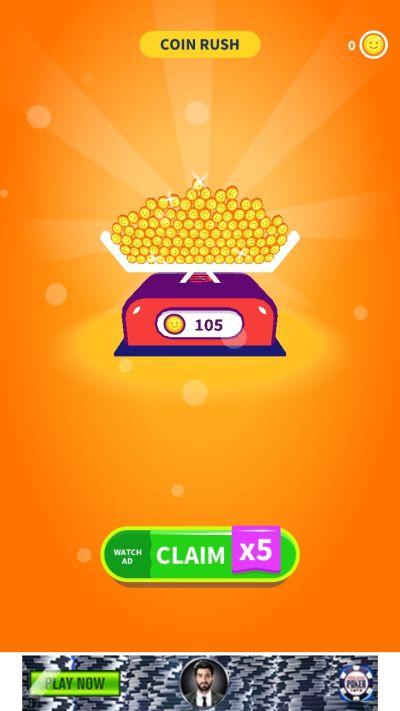 popcorn burst coin rush