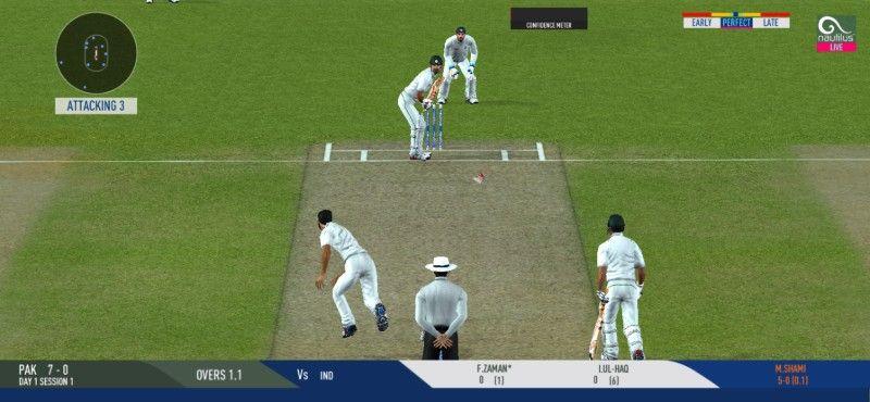 real cricket 19 batting