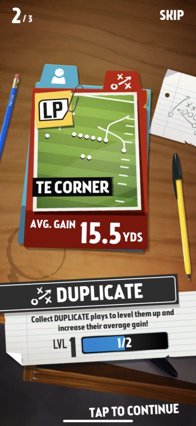 how to duplicate plays in rival stars college football